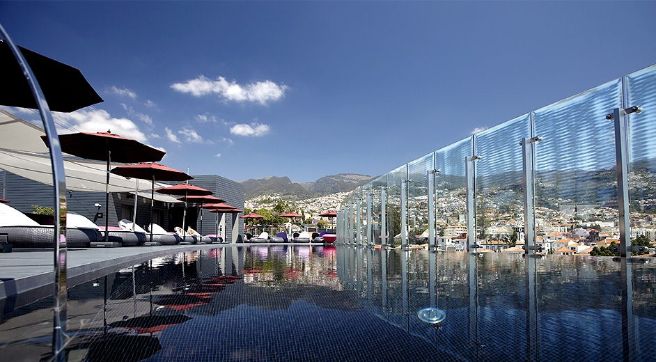 Sch nes spa wellness in luxuri sem design hotel auf madeira for Design hotel quartier 65