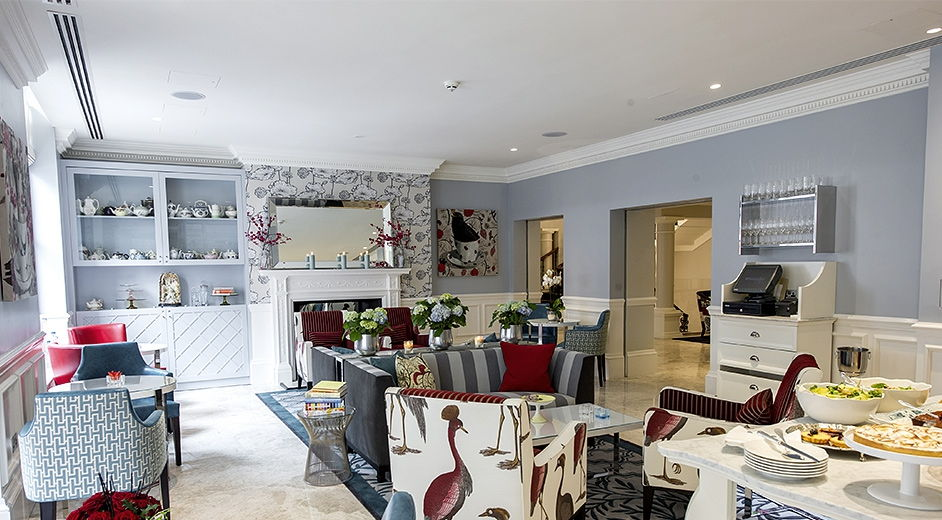 Trendiges boutique hotel mit 5 sternen in london the for The luxus boutique hotel