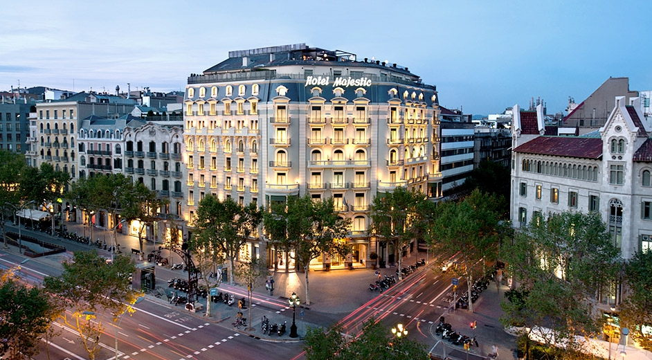 Top Luxury Hotels In Barcelona Spain