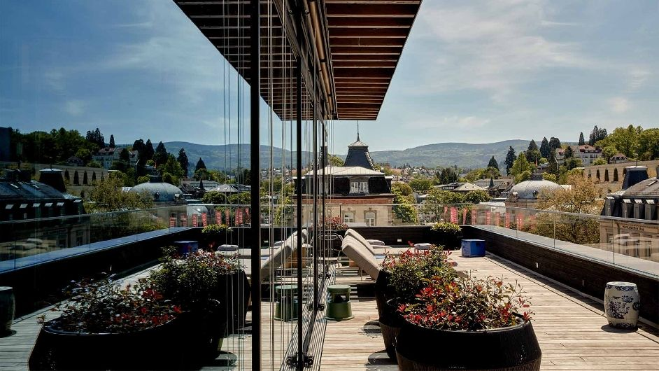 A Luxury Design Hotel in Germany – Roomers Baden-Baden