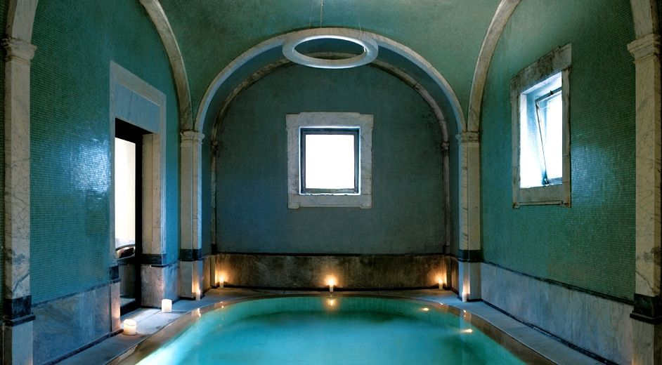 Top medical wellness spa and thermal baths with five star ...