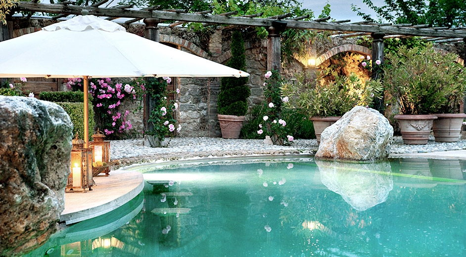Romantic Tuscan Hotel In Valle Serena With Pool And Countryside Views
