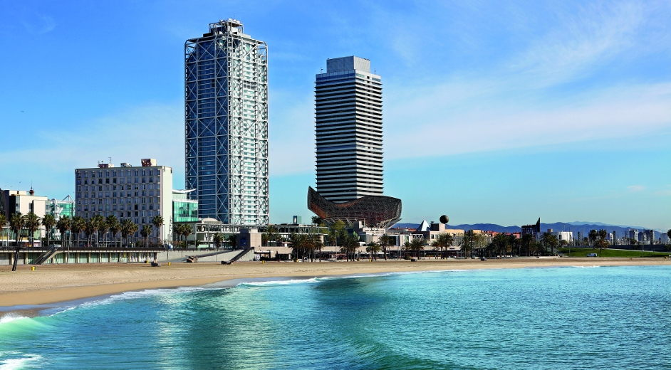 Rooms: Luxury City Hotel In Barcelona With Five-star Urban Spa And Fantastic Sea Views