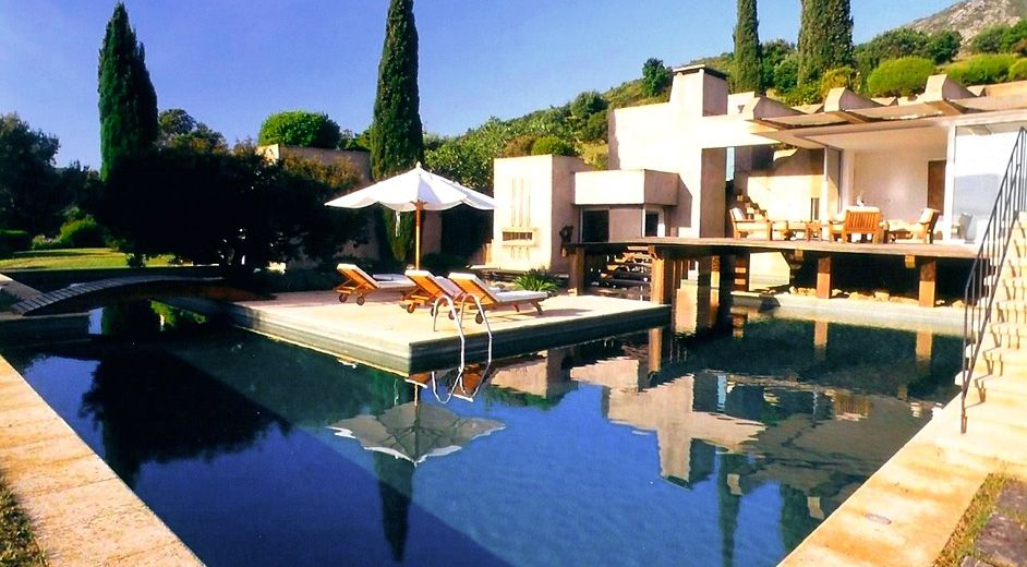 Exclusive Villa To Rent In Corsica With Private Chef And Staff
